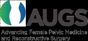 Logo: AUGS - American Urogynecologic Society - Advancing Female Pelvic Medicine and Reconstructive Surgery