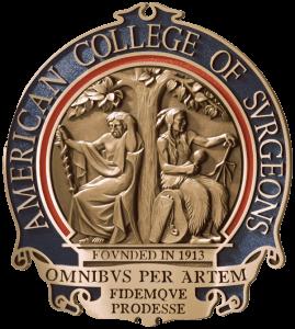 Logo: American College of Surgeons